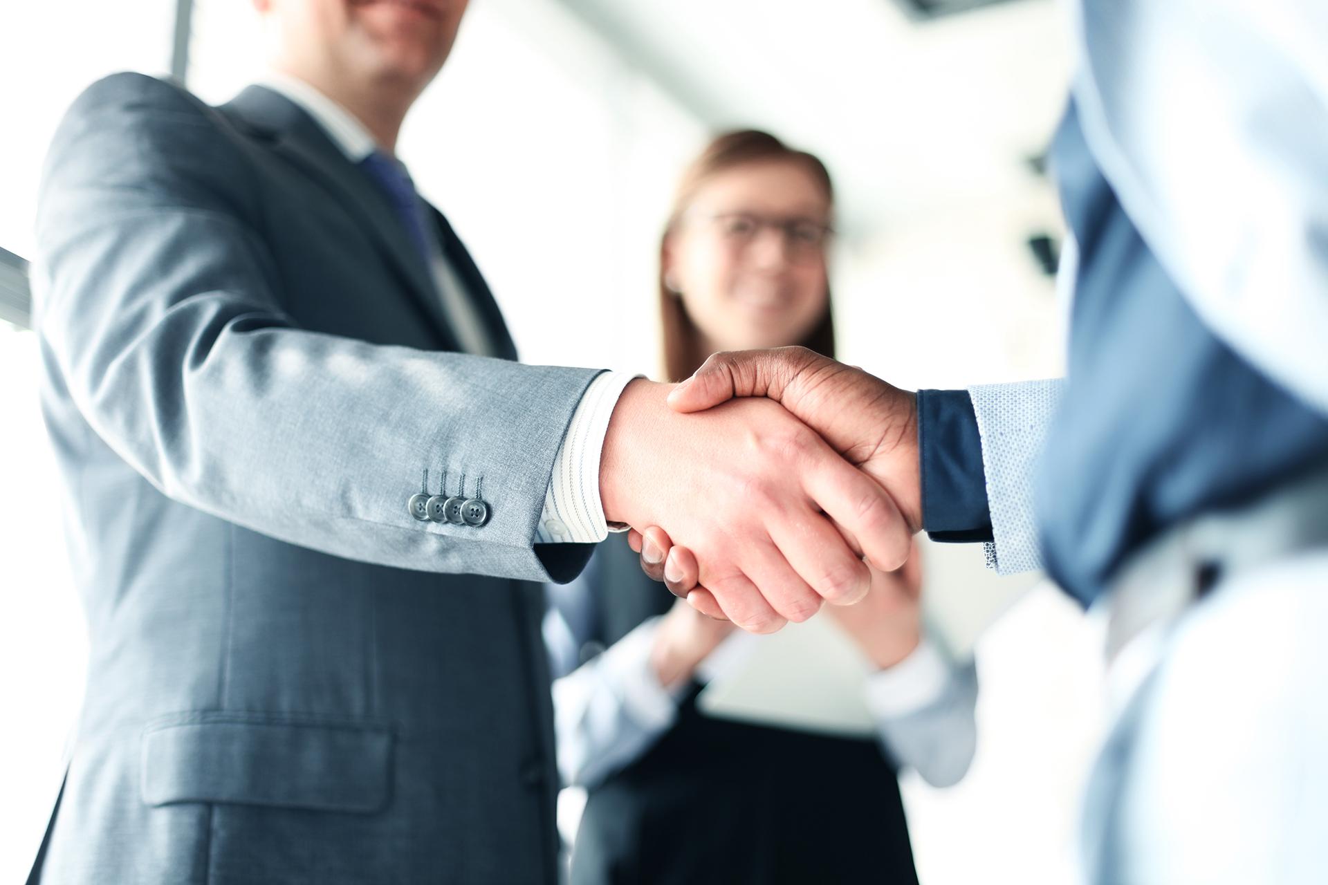 Nous développons avec nos clients de véritables partenariats